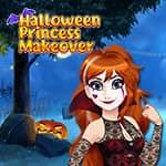 Relooking Princesse d'Halloween
