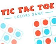 Tic Tac Toe Colors