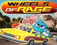 The Amazing World of Gumball: Wheels of Rage