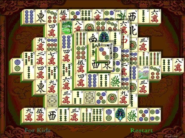Mahjong Shanghai Dynasty Vollbild