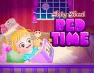 Baby Hazel Bed Time