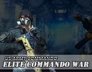 Us Army Commando: Elite Commando War