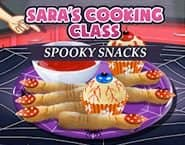 Sara's Cooking Class: Spooky Snacks