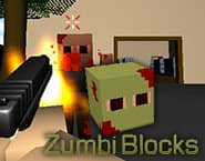 Minecraft: Zumbi Blocks 3D
