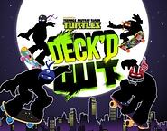 Teenage Mutant Ninja Turtles - Deck'd Out