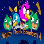 Angry Duck Bomber 4
