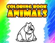 Coloring Book - Animals