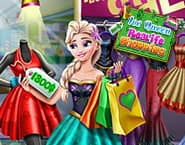 Reine des Neiges Reallife Shopping