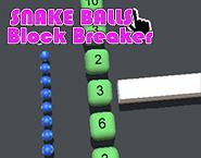 Snake Balls Block Breaker