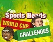 Sports Heads World Cup