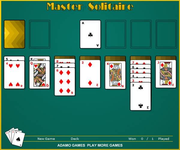 Master Solitär