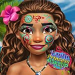 Exotic Princess Make Up