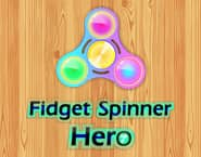 Fidget Spinner Hero