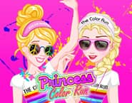 Princess Color Run