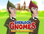 Sherlock Gnomes: Jeu Des Differences