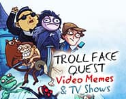 Trollface Quest: Video Memes and TV Shows